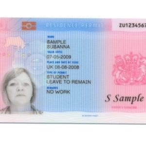 UK ID Cards online