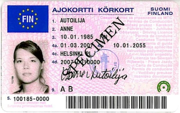 Finland ID Cards online