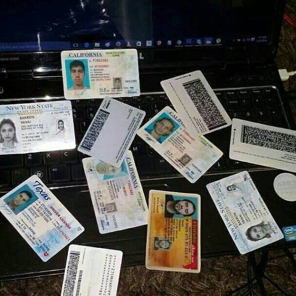 USA ID Cards online