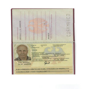 Buy real and fake German passports online