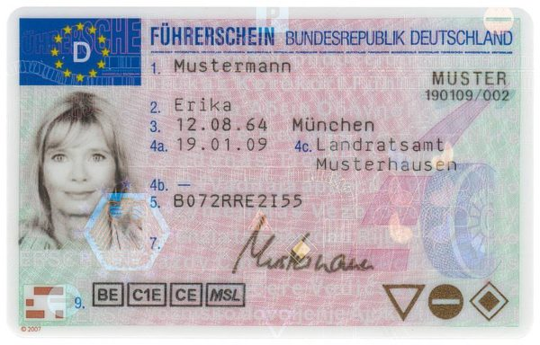 Buy Germany Drivers License Online