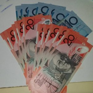 Buy Real $20 Counterfeit AUD